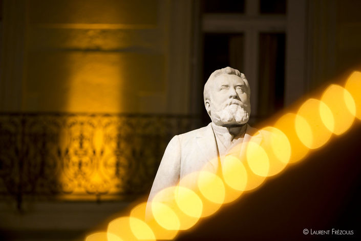 Statue Jean Jaurès à Castres