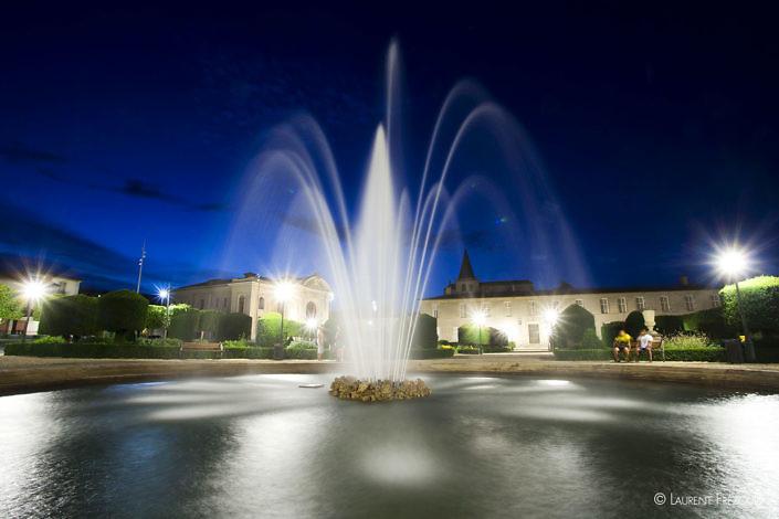 Jardins de l'Evêché à Castres