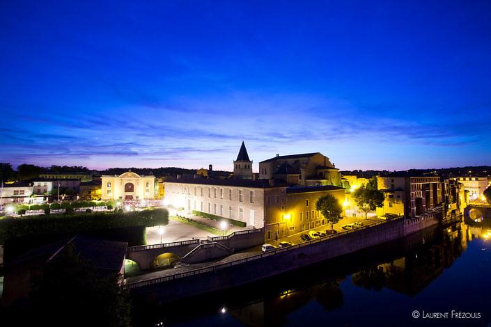 L'hôtel de ville de Castres