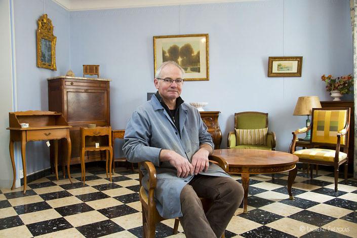Pierre Monoury, ébéniste à Revel
