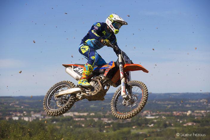Motocross à Navès